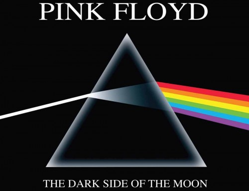 Great Album Art:  Pink Floyd 'Dark Side of the Moon'